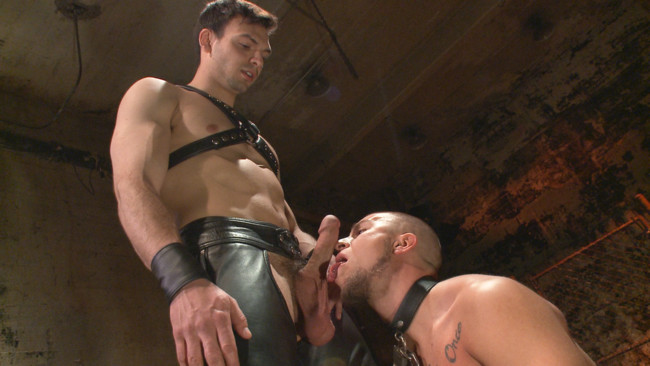 Bound Gods - Jason Maddox - Eli Hunter - New Dom - Strong, Silent with a Wicked Smile #9