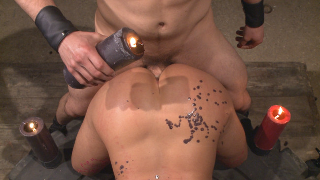 Bound Gods - Jason Maddox - Eli Hunter - New Dom - Strong, Silent with a Wicked Smile #11