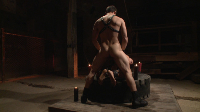 Bound Gods - Jason Maddox - Eli Hunter - New Dom - Strong, Silent with a Wicked Smile #14