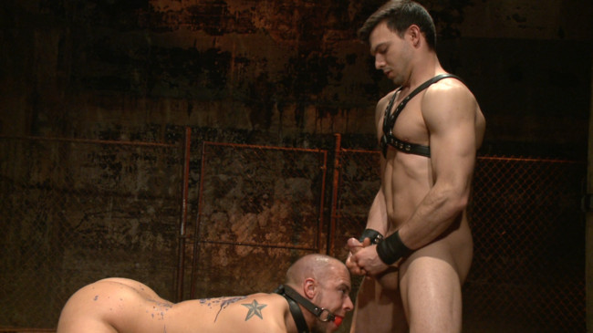 Bound Gods - Jason Maddox - Eli Hunter - New Dom - Strong, Silent with a Wicked Smile #15