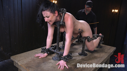 Captive Pain Slut Gives it All Away!