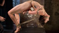 First-Timer-in-Extreme-Bondage-with-Brutal-Tormented-and-Made-to-Cum