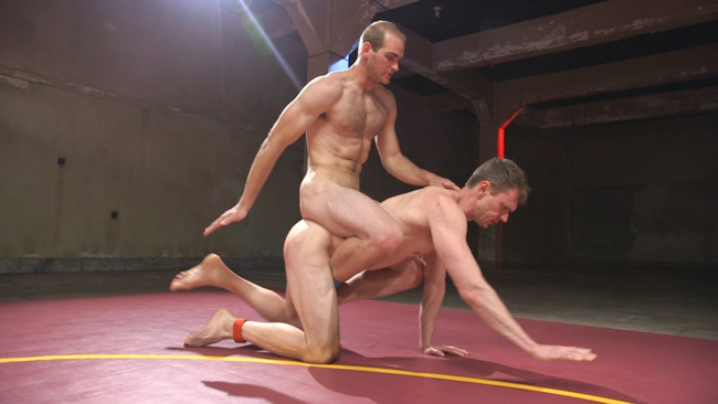 Naked Kombat - Brandon Blake - Jonah Marx - Hung cocks, hungry for the win: Brandon Blake vs. Jonah Marx #11