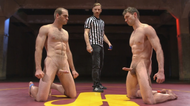 Naked Kombat - Brandon Blake - Jonah Marx - Hung cocks, hungry for the win: Brandon Blake vs. Jonah Marx #15