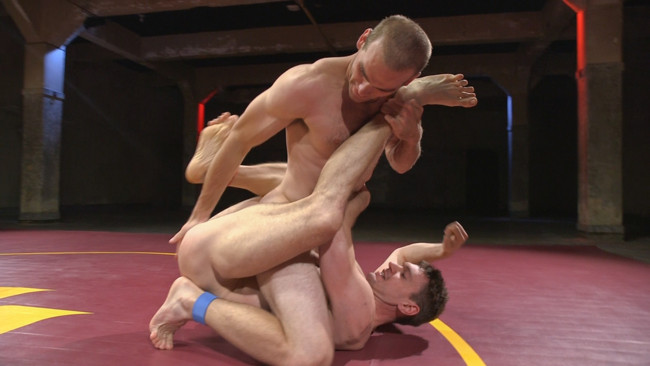 Naked Kombat - Brandon Blake - Jonah Marx - Hung cocks, hungry for the win: Brandon Blake vs. Jonah Marx #8