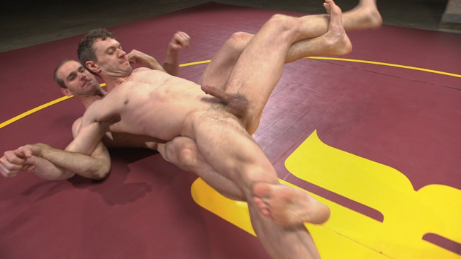 Naked Kombat - Brandon Blake - Jonah Marx - Hung cocks, hungry for the win: Brandon Blake vs. Jonah Marx #9