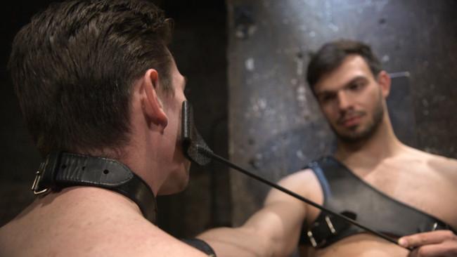 Bound Gods - Jason Maddox - Jack Hunter - Mr. Maddox's Brutal Night of Torment for his New Slave #3