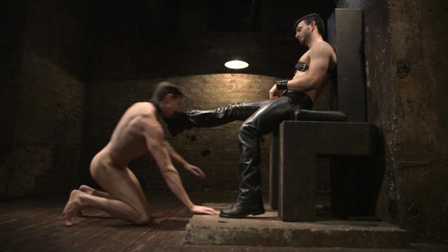 Bound Gods - Jason Maddox - Jack Hunter - Mr. Maddox's Brutal Night of Torment for his New Slave #4
