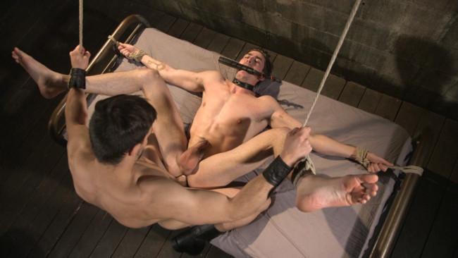 Bound Gods - Jason Maddox - Jack Hunter - Mr. Maddox's Brutal Night of Torment for his New Slave #6