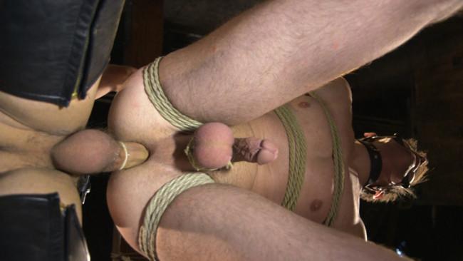Bound Gods - Jason Maddox - Jack Hunter - Mr. Maddox's Brutal Night of Torment for his New Slave #8