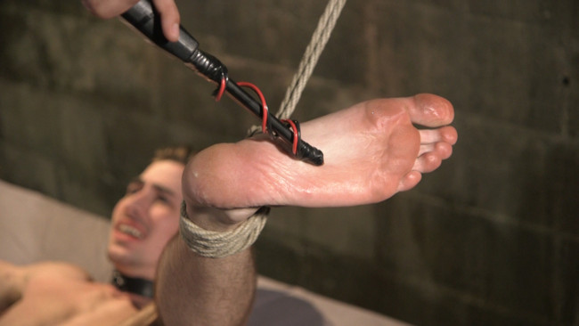 Bound Gods - Jason Maddox - Jack Hunter - Mr. Maddox's Brutal Night of Torment for his New Slave #9