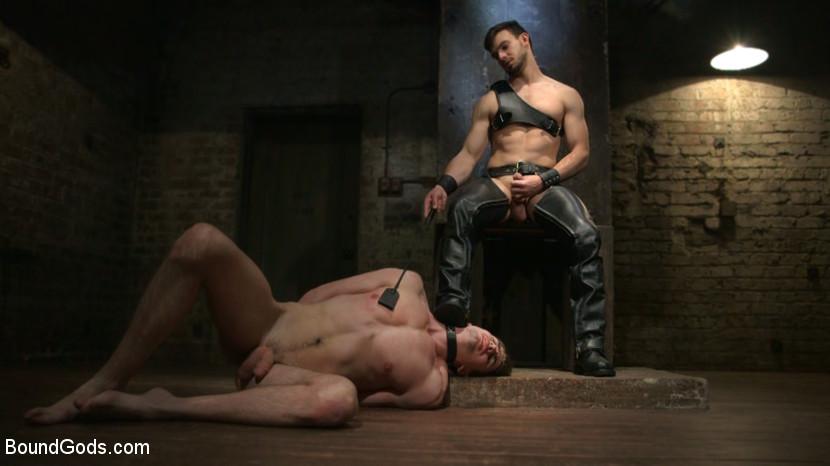 Mr-Maddoxs-Brutal-Night-of-Torment-for-his-New-Slave