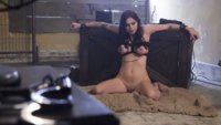 Kinky slut Vera Drake is sexually interrogated and terrorized by sadistic chiseled stud Ramon Nomar.