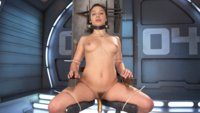 3 Days Of Danger - Day 1 - Abella Machine Fucked in Tight Bondage