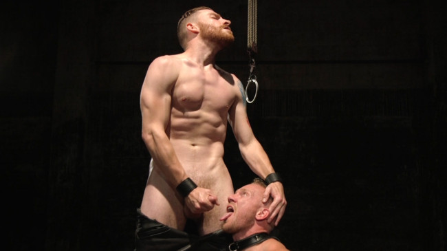 Bound Gods - Sebastian Keys - Chris Burke - One take. No stopping. No Edit. Continuous humiliation. Relentless torment. #12