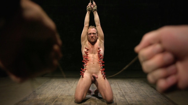 Bound Gods - Sebastian Keys - Chris Burke - One take. No stopping. No Edit. Continuous humiliation. Relentless torment. #15