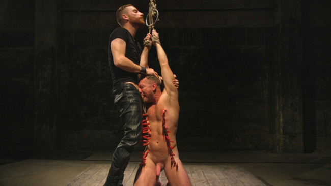 Bound Gods - Sebastian Keys - Chris Burke - One take. No stopping. No Edit. Continuous humiliation. Relentless torment. #2