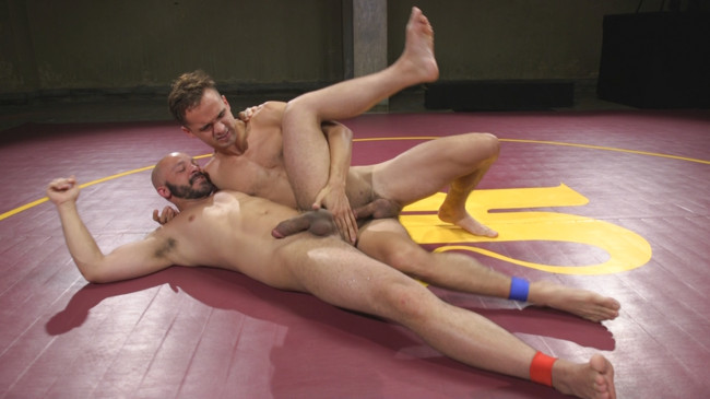 Naked Kombat - Max Woods - Dylan Strokes - Hot Newcomer Max Woods takes on undefeated Dylan Strokes #2