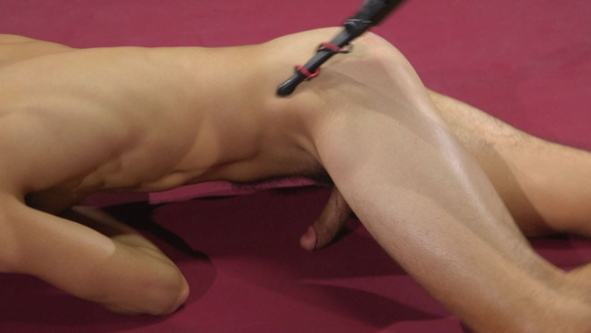 Naked Kombat - Max Woods - Dylan Strokes - Hot Newcomer Max Woods takes on undefeated Dylan Strokes #15