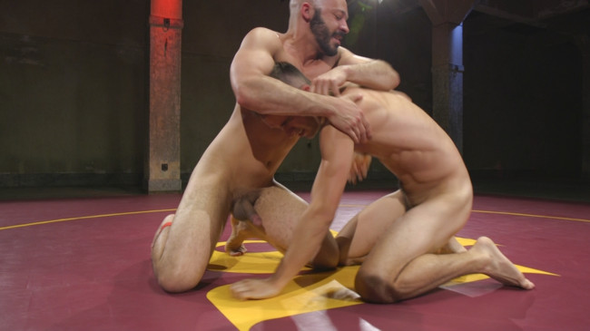 Naked Kombat - Max Woods - Dylan Strokes - Hot Newcomer Max Woods takes on undefeated Dylan Strokes #6