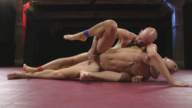Naked Kombat - Max Woods - Dylan Strokes - Hot Newcomer Max Woods takes on undefeated Dylan Strokes #7