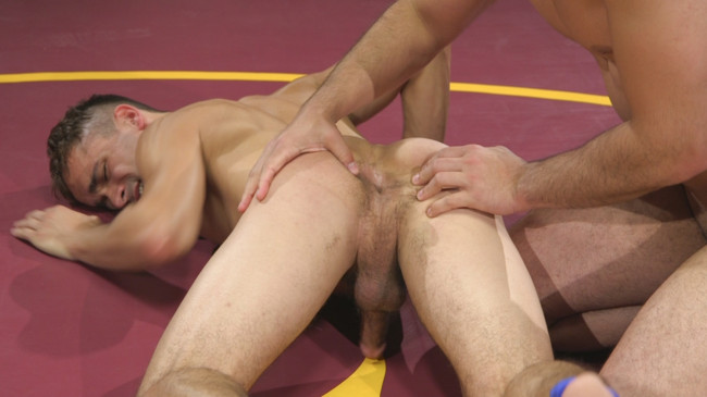 Naked Kombat - Max Woods - Dylan Strokes - Hot Newcomer Max Woods takes on undefeated Dylan Strokes #9