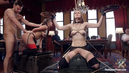 Innocent Girl Made Depraved Anal Slave