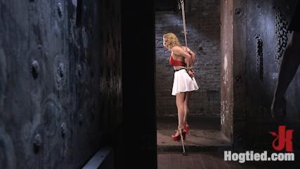 Dominant babe loves punishing her sub bf 5