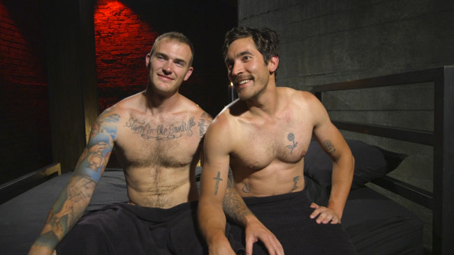Bound Gods - Dale Cooper - Christian Wilde - A Date with Mr Wilde #8