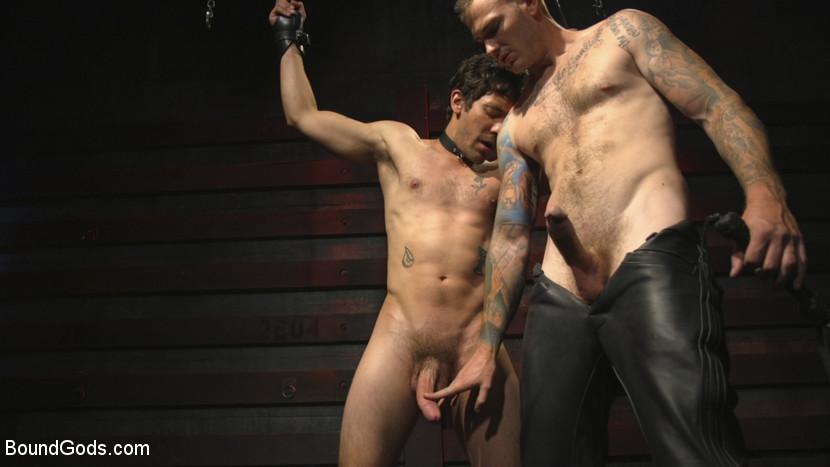 Gay master slave straight