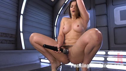 Dani-Fucking-Daniels is Fucked Into Squirting Orgasms