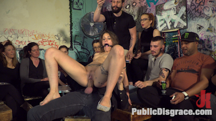public disgrace party big dick massage
