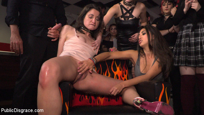 Isabella clark ass pounded by friend with brutal dildo - 1 part 5