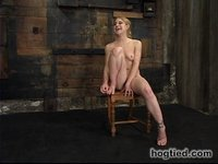 Tawni's is shaved pussy is made to cum over and over and over.