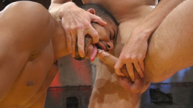 Naked Kombat - Mike Maverick - Sebastian Keys - Lean Studs Rumble for Sexual Glory #7