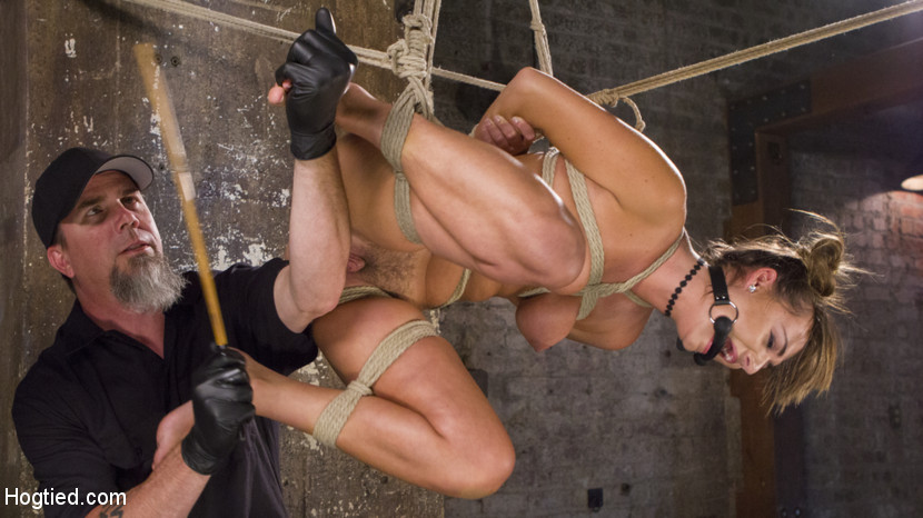 Princess revisits hogtied to prove herself to the pope.