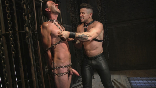 Bound Gods - Trenton Ducati - Tyler Phoenix - New Sub, Tyler Phoenix: Caged and Tormented #13