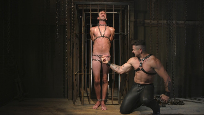 Bound Gods - Trenton Ducati - Tyler Phoenix - New Sub, Tyler Phoenix: Caged and Tormented #14