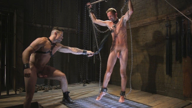 Bound Gods - Trenton Ducati - Tyler Phoenix - New Sub, Tyler Phoenix: Caged and Tormented #15
