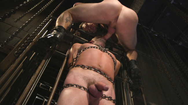 Bound Gods - Trenton Ducati - Tyler Phoenix - New Sub, Tyler Phoenix: Caged and Tormented #3