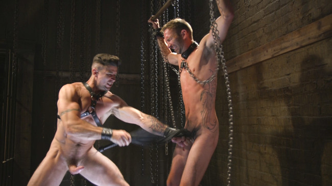 Bound Gods - Trenton Ducati - Tyler Phoenix - New Sub, Tyler Phoenix: Caged and Tormented #4