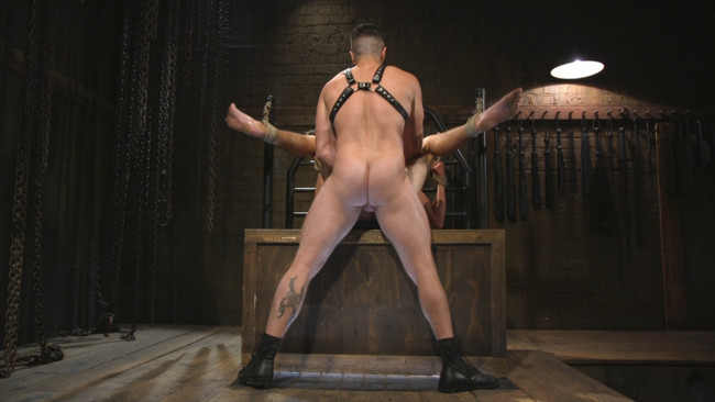 Bound Gods - Trenton Ducati - Tyler Phoenix - New Sub, Tyler Phoenix: Caged and Tormented #9