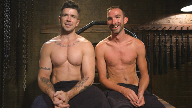 Bound Gods - Trenton Ducati - Tyler Phoenix - New Sub, Tyler Phoenix: Caged and Tormented #10