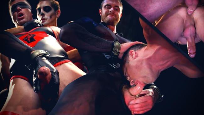 Bound Gods - Scott Ambrose - Lance Hart - Bound Gods Presents: The Kink Avenger - Breaking Point #15
