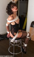 How many ways can a beautful girl be strung up?