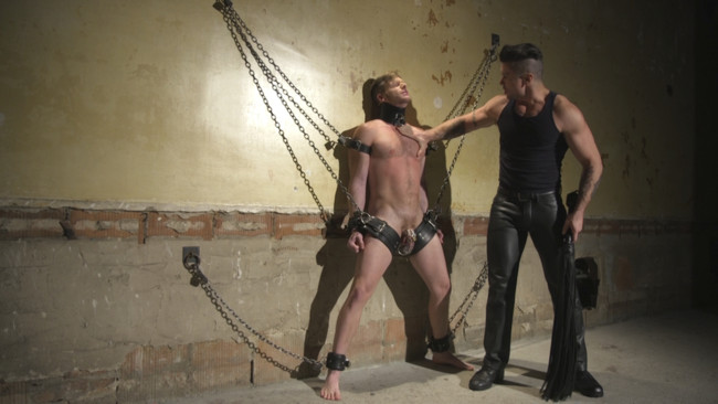 Bound Gods - Trenton Ducati - Brian Bonds - Returning House Slave Must Prove His Worth! #13