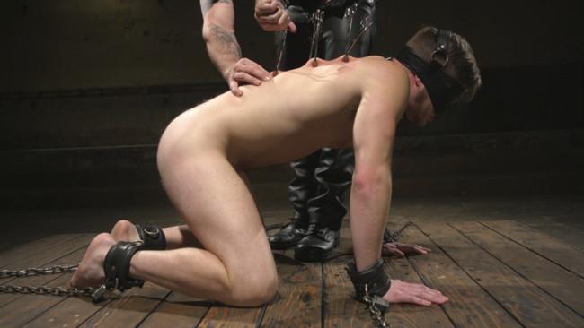 Bound Gods - Trenton Ducati - Brian Bonds - Returning House Slave Must Prove His Worth! #8