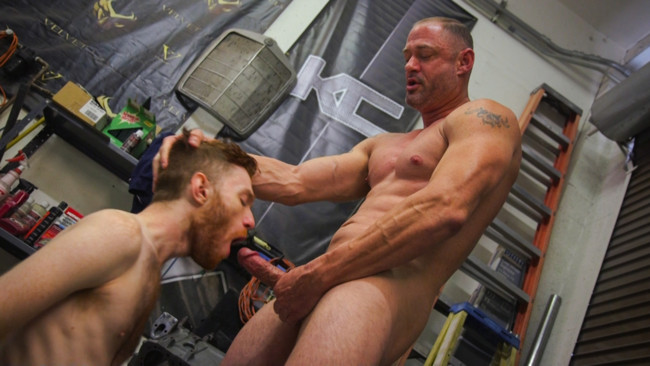 Bound Gods - Seamus O'Reilly - D. Arclyte - The Mechanic #5