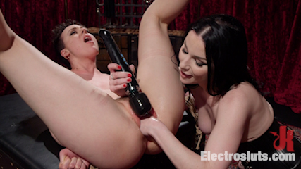 Beat, Fisted, and Fucked!: Lilith Luxe submits to Veruca James