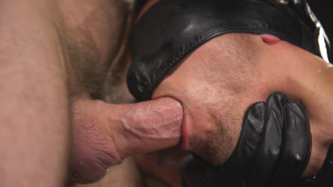 Bound Gods - Trenton Ducati - Nate Grimes  - New boy with a big cock at Mr Ducati's mercy #14